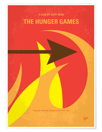 Premium-Poster The Hunger Games