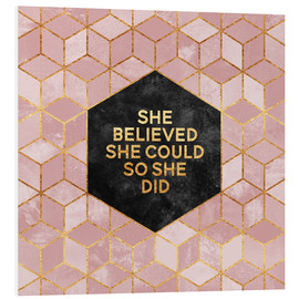 Forex  She believed she could so she did - Elisabeth Fredriksson