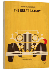 Holzbild  The Great Gatsby - chungkong