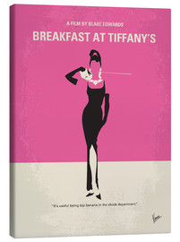 Leinwandbild  Breakfast At Tiffany's - chungkong