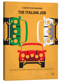 Leinwandbild  The Italian Job - chungkong