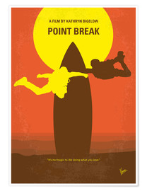 Premium-Poster Point Break