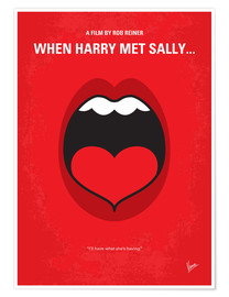 Premium-Poster When Harry Met Sally...
