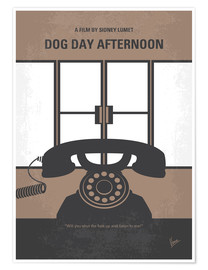 Premium-Poster Dog Day Afternoon