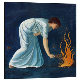 Alubild  Held - Edward Burne-Jones