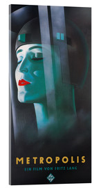 Acrylglasbild  Metropolis - Entertainment Collection