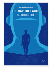 Premium-Poster The Day The Earth Stood Still