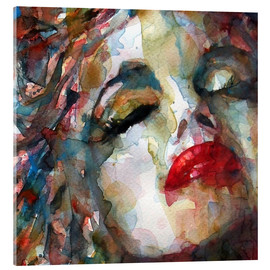 Acrylglasbild  Last Chapter, Marilyn Monroe - Paul Lovering