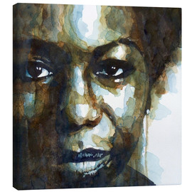 Leinwandbild  Nina Simone - Paul Lovering Arts