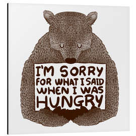 Alubild  I'm Sorry For What I Said When I Was Hungry - Tobe Fonseca