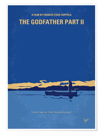 Premium-Poster  The Godfather Part II - chungkong