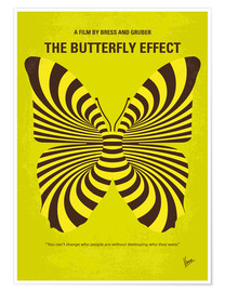 Premium-Poster The Butterfly Effect