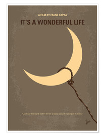 Premium-Poster  It's A Wonderful Life - chungkong