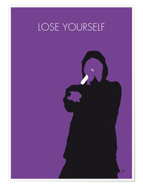 Premium-Poster Eminem - Loose Yourself