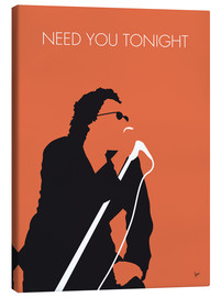 Leinwandbild  INXS - Need You Tonight - chungkong