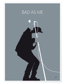 Premium-Poster  Tom Waits - Bad As Me - chungkong