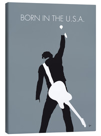 Leinwandbild  Bruce Springsteen - Born In The U.S.A. - chungkong