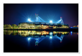 Poster  Bremer Stadion - Tanja Arnold Photography