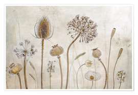 Poster  Herbst - Mandy Disher