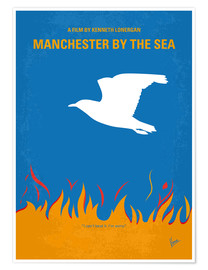 Premium-Poster Manchester By The Sea