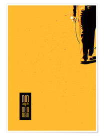 Premium-Poster No country for old men