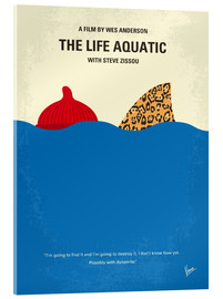 Acrylglasbild  The Life Aquatic - chungkong