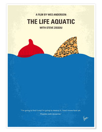 Premium-Poster The Life Aquatic