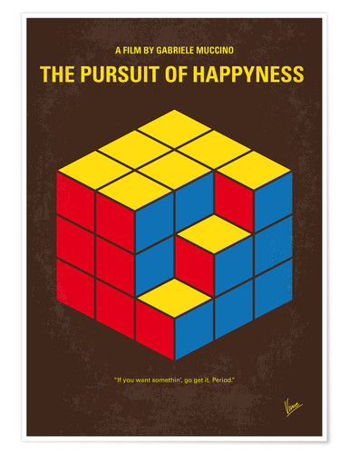Premium-Poster The Pursuit Of Happyness