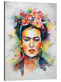 Alubild  Frida Flower Pop - Tracie Andrews