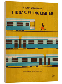 Holzbild  The Darjeeling Limited - chungkong