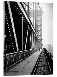 Acrylglasbild  Manhattan Bridge 1936 - Christian Müringer