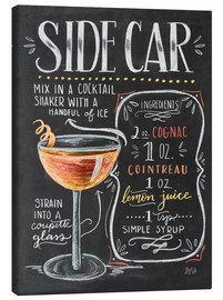 Lily & Val - sidecar