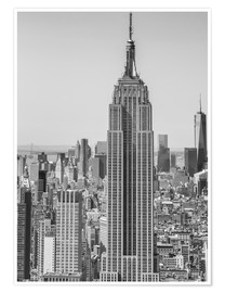 Premium-Poster  New York City Skyline