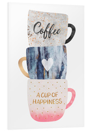 Forex  A cup of happiness - Elisabeth Fredriksson