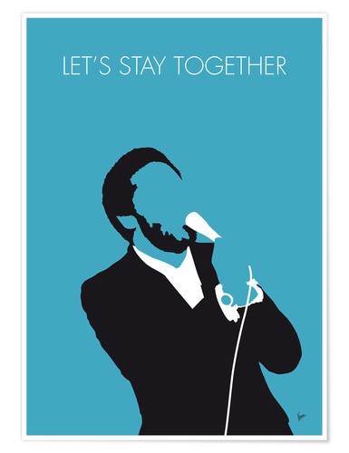 Premium-Poster Al Green - Let's Stay Together