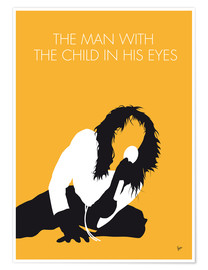 Premium-Poster Kate Bush - The Man With The Child In His Eyes