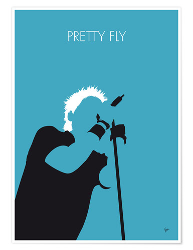Premium-Poster The Offspring - Pretty Fly