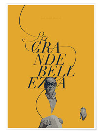 Poster  The Great Beauty / La grande bellezza - Fourteenlab