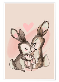 Kidz Collection - Familie Hase