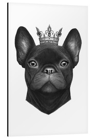 Alubild  Queen French Bulldog - Valeriya Korenkova