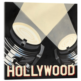 Acrylglasbild  Hollywood - Marco Fabiano