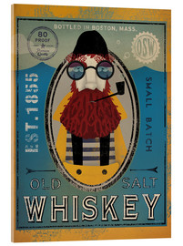 Acrylglasbild  Seemann IV Old Salt Whiskey - Ryan Fowler