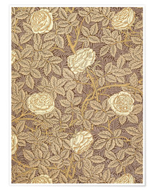 Premium-Poster  Rosen - William Morris