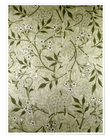 Premium-Poster  Jasmin - William Morris