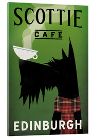 Acrylglasbild  Scottie Cafe - Ryan Fowler