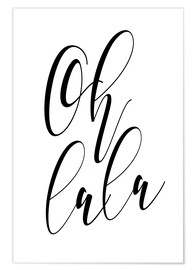 Poster Ohlala