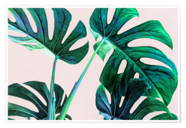 Poster Wild Leaves