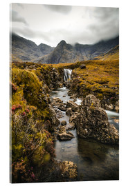 Acrylglasbild  Fairy Pools, Isle of Skye - Sören Bartosch
